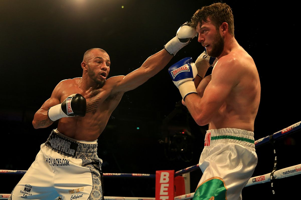 "Shiv Naresh Teens Boxing Gloves 12oz: LYNDON 'KING' ARTHUR: ""I'M NOT IN BOXING TO CONCEDE ANYONE"