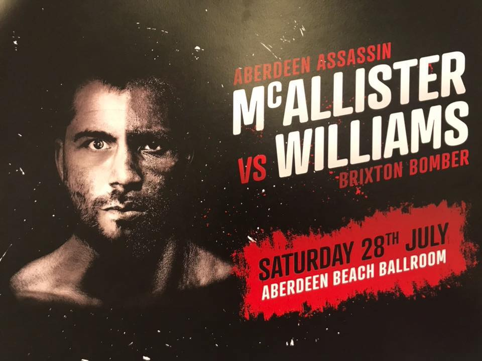 Shiv Naresh Teens Boxing Gloves 12oz: McAllister Steps Up To Heavyweight