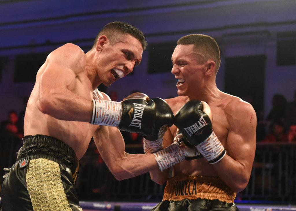 Alex Dilmaghani – British Boxing Scene