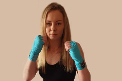 UP CLOSE AND PERSONAL WITH 10 TIME WORLD KICKBOXING CHAMPION CAITLIN FORAN AHEAD OF HER PRO BOXING DEBUT