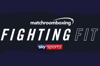 FIGHTING FIT LAUNCHES ON SKY SPORTS