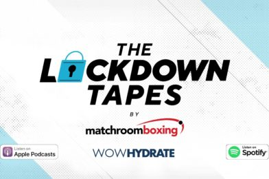 MATCHROOM BOXING LAUNCH NEW PODCAST