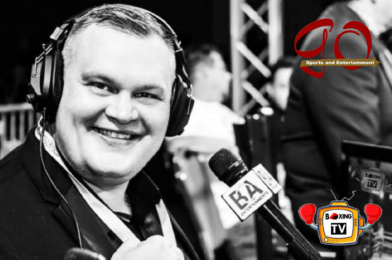 Dan Hewitt Appointed as Lead Commentator For GSE/BIBA Broadcast Events, First Assignment Scott Harrison Vs Paul Peers.