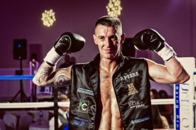 I'm Elated To Be Fighting Scott Harrison, The Test For Me Is Finally Here Says Paul Peers