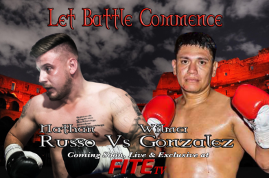 Battle of the Big Hitters: Nathan Russo Vs Wilmer Gonzalez Added To Scott Harrison Undercard.
