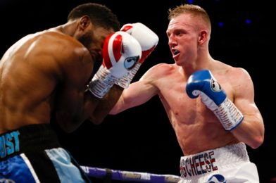 CHEESEMAN VOWS TO BE TOO BIG AND STRONG FOR 'FRAGILE' EGGINGTON