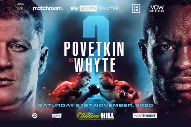 POVETKIN-WHYTE 2 LANDS ON NOVEMBER 21