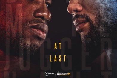 FOR THE FANS: DUBOIS vs JOYCE TO LAND ON NOV 28th, LIVE ON BT SPORT