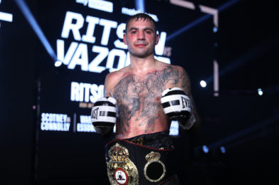 RITSON EDGES PAST VAZQUEZ VIA SPLIT DECISION – RESULTS FROM PETERBOROUGH