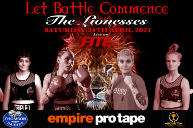 Sportanarium Interviews Hopewell, Towl and Finch Ahead of 24th April Historic UK First Female Pro Event – watch Live & Free on FITE TV