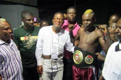 I Want To Prove To The World I Can Beat McAllister Says Djarbeng Ahead of 29th May Rematch – Live on FITE & VIVA LIVE