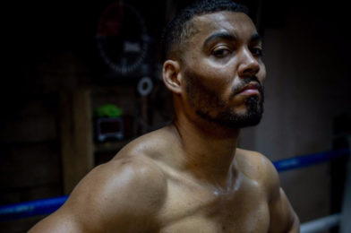 I'M COMING TO MAKE MY MARK ON THE HEAVYWEIGHT DIVISION SAYS DACRES