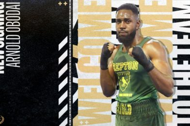 Two-time national champion Arnold Obodai joins MTK Global