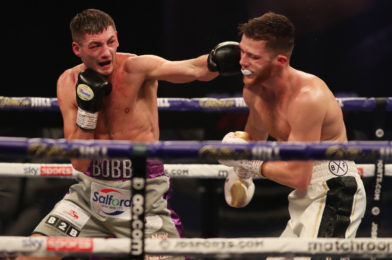 A WIN OVER YILDIRIM PUTS ME RIGHT UP THERE SAYS CULLEN