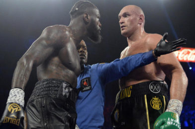 Tyson Fury-Deontay Wilder III Heavyweight World Title Bout Rescheduled to Oct 9th
