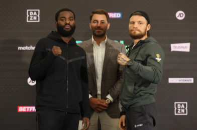 FIGHT CAMP WEEK 3PRESS CONFERENCE QUOTES