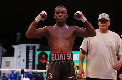 BUATSI STOPS BOLOTNIKS IN WBA LIGHT-HEAVYWEIGHT WORLD TITLE ELIMINATOR