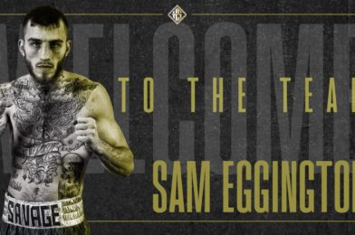 SAM EGGINGTON SIGNS LONG-TERM DEAL WITH MICK HENNESSY