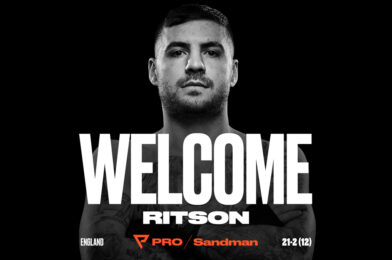 LEWIS RITSON SIGNS PROMOTIONAL DEAL WITH PROBELLUM