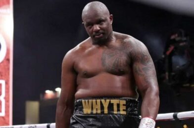 WHYTE VS. WALLIN CANCELLED DUE TO INJURY – OCTOBER 30 SHOW GOES AHEAD